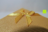 Schleife: U7 neue Tier Katze Halskettes Anhänger 18 k Gold vergoldet, Strasssteine, Platin-Damen Schmuck