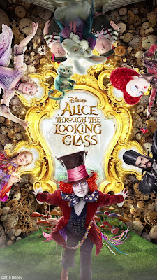 Sinopsis Film Alice Through the Looking Glass