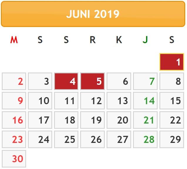 Hari Raya Idul Adha 2019 Jatuh Pada Tanggal