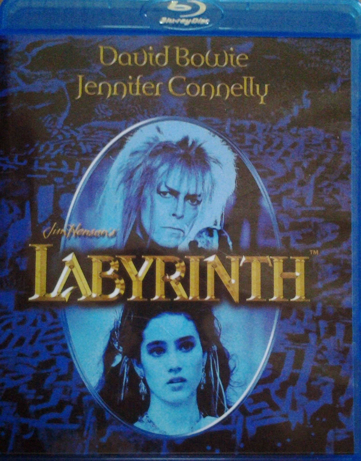 DVD Cover - Labyrinth