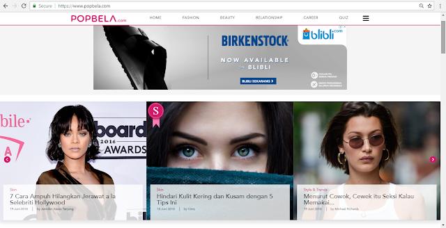 popbela perusahaan media digital untuk wanita milenial dan gen z di indonesia