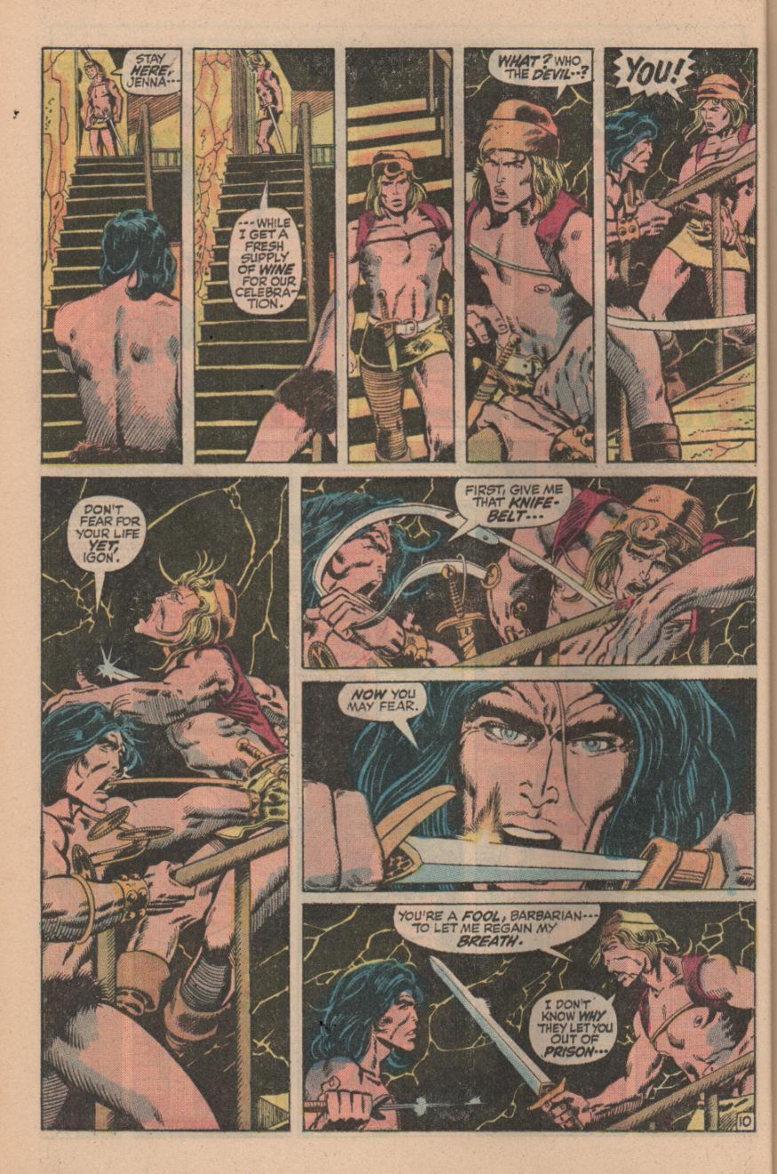 Conan the Barbarian (1970) Issue #11 #23 - English 14