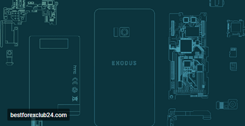 HTC Exodus: The blockchain smartphone will be released this year :
