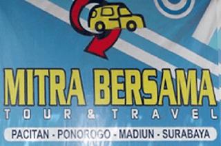 MITRA BERSAMA Tour & Travel » Pacitan Ponorogo Madiun Surabaya