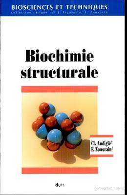 Télécharger Livre Gratuit Biochimie Structurale pdf