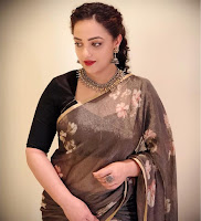 Nithya Menen Latest Photoshoot HeyAndhra.com