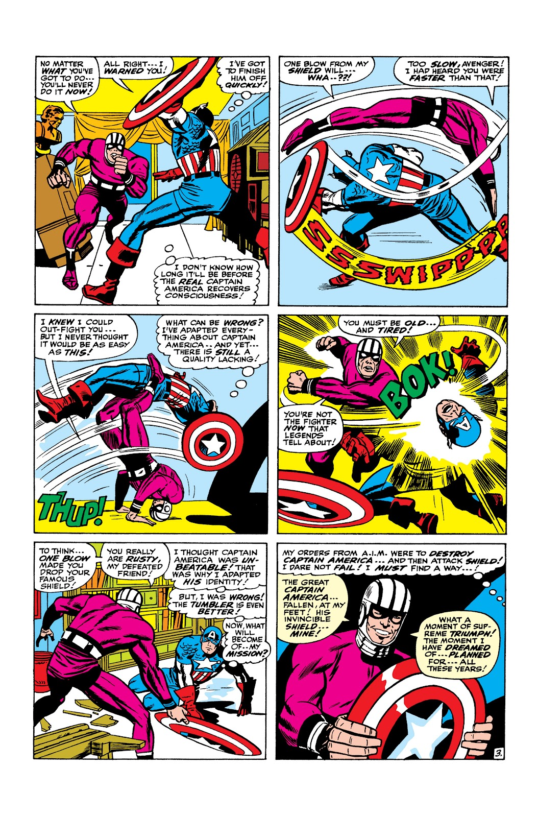Read online Marvel Masterworks: The Invincible Iron Man comic -  Issue # TPB 3 (Part 5) - 9