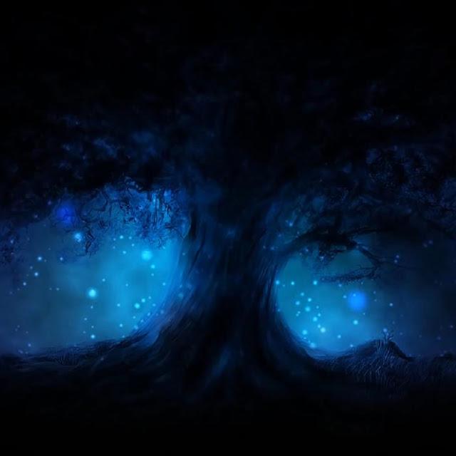 Dark Tree -Music- Wallpaper Engine