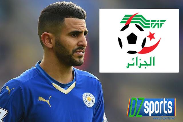 Riyad Mahrez dévoile son rêve avec l'Equipe nationale Algérienne