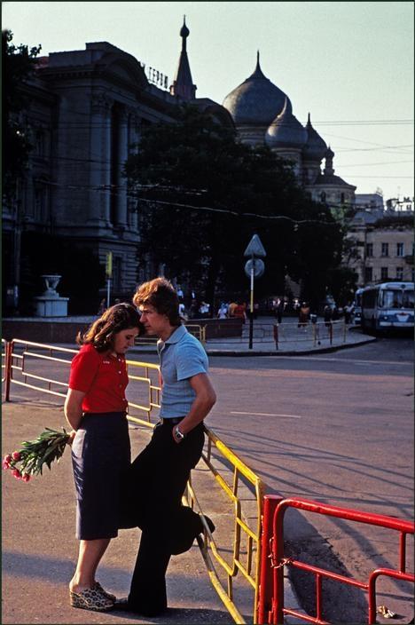 Picking up a russian teen - 1 7