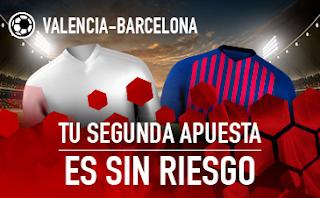 sportium Promo Valencia vs Barcelona 7 octubre