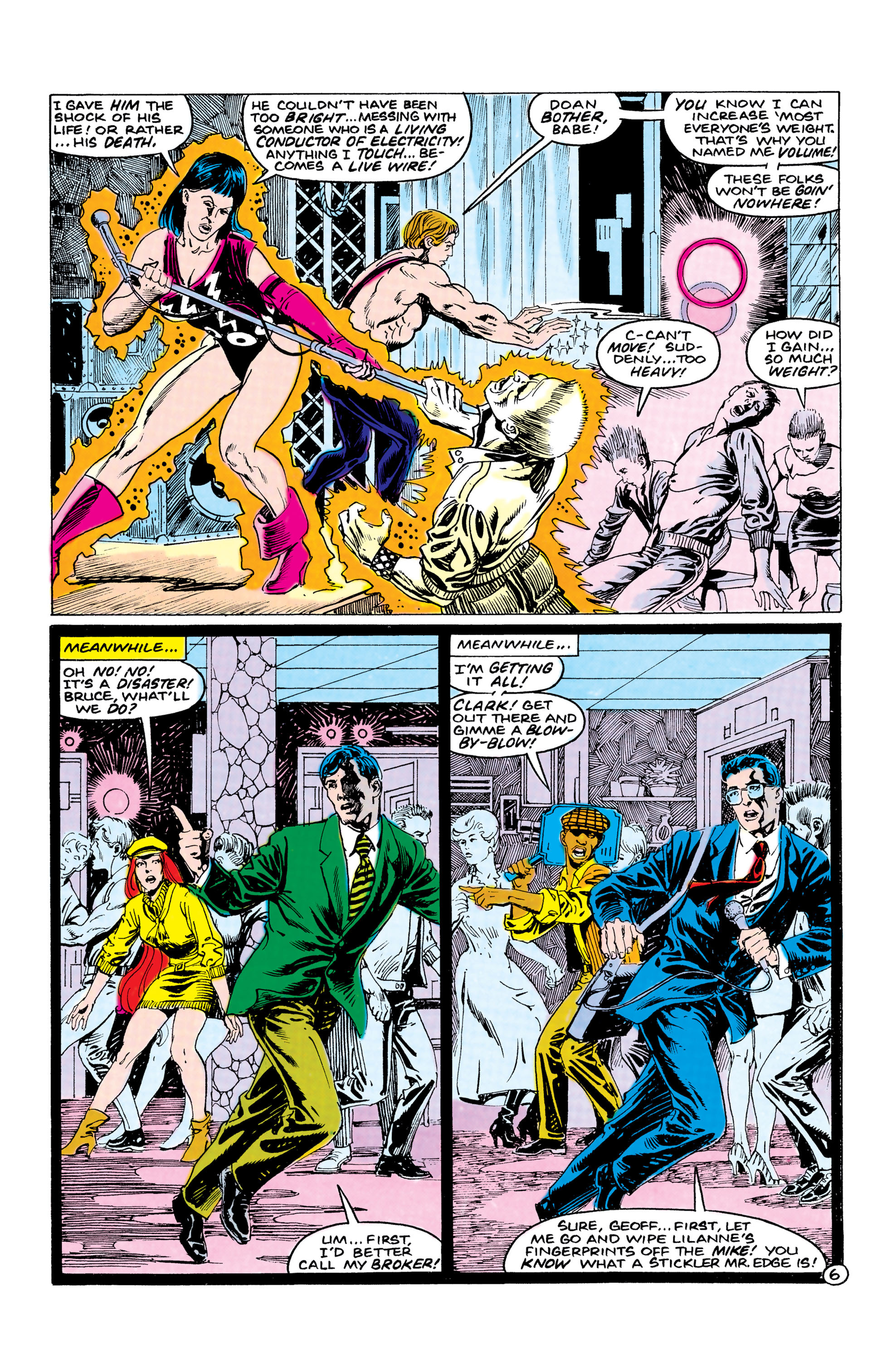 Read online World's Finest Comics comic -  Issue #312 - 7