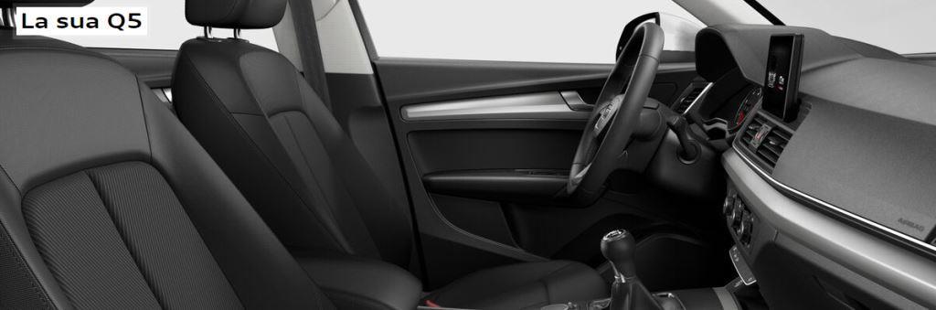 Foto Audi Q5 2017 allestimento base