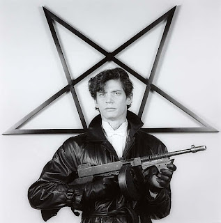 Robert Mapplethorpe, Self Portrait, 1983