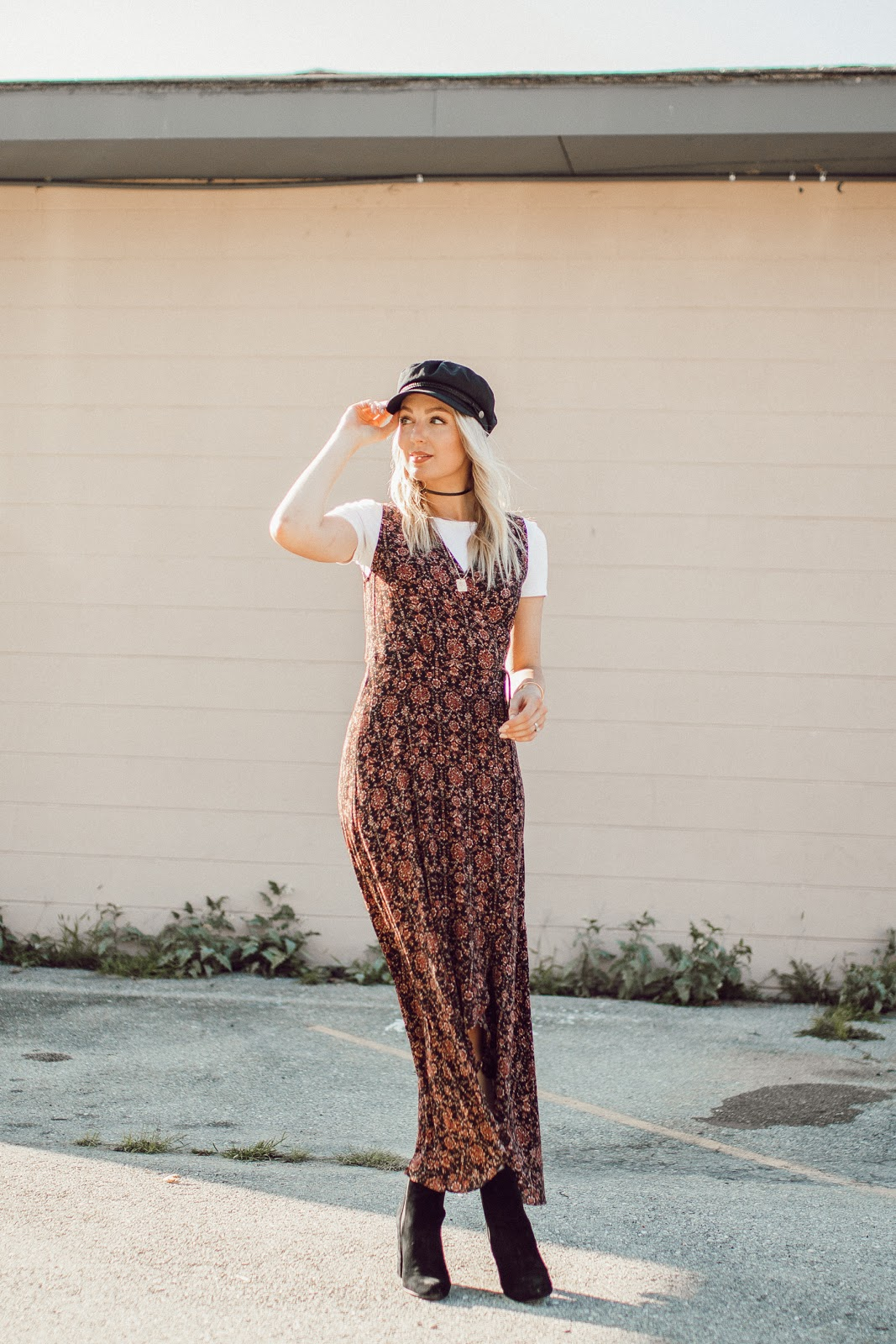 cute fall dress for the office or the weekend
