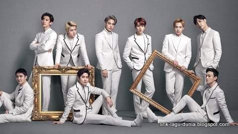 Lirik Lagu EXO - Good Night dan Terjemahannya | Lirik Lagu Dunia