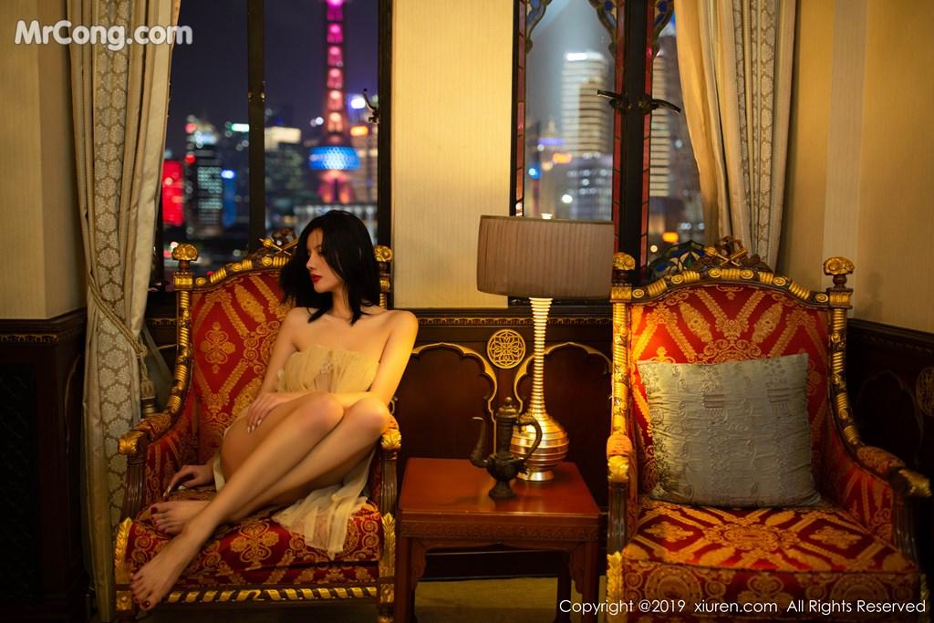 Image XIUREN-No.1668-Jiu-Shi-A-Zhu-A-MrCong.com-009 in post XIUREN No.1668: Jiu Shi A Zhu A (就是阿朱啊) (67 ảnh)