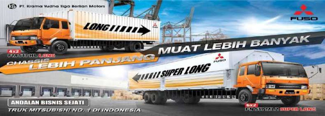Harga Mitsubishi Fuso Super Long