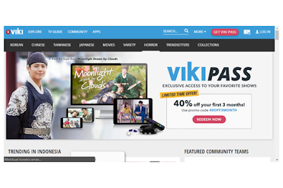Situs Download Drama Korea Subtitel Indonesia