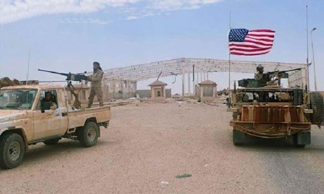 عدد-القوات -الأمريكية -في- سورية -والعراق