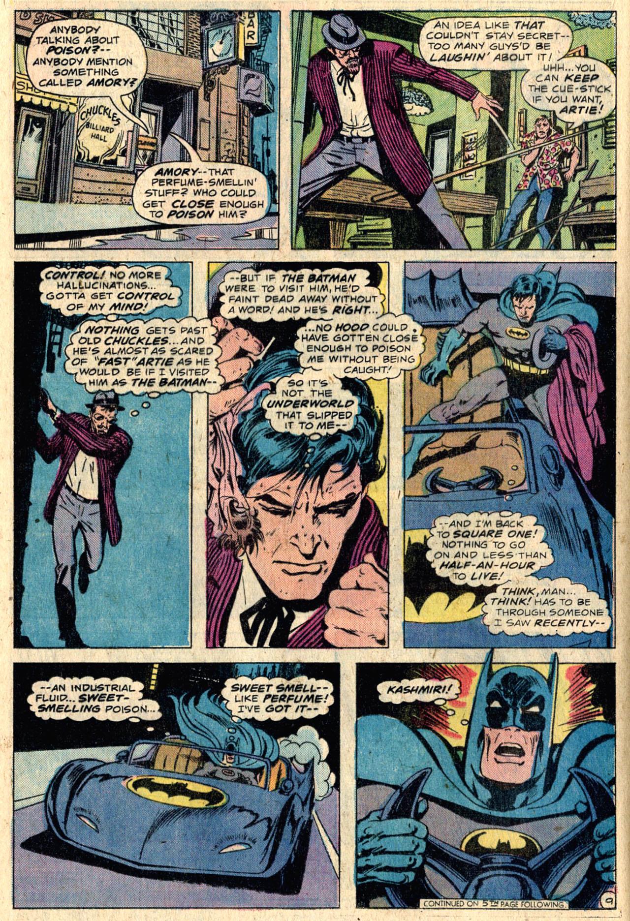 Detective Comics (1937) 456 Page 15