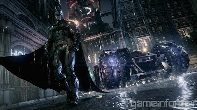Batman Arkham Knight 2015 Game Download Free