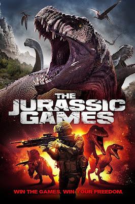The Jurassic Games 2018 Custom HD Sub
