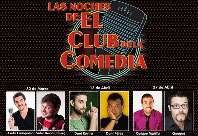 Las Noches del Club de la Comedia en el Teatro la Latina
