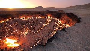 Hell of Gate Uzbekistan