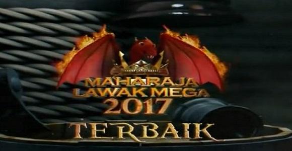 Maharaja Lawak Mega Terbaik (2017)