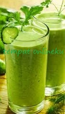 resep green smoothie