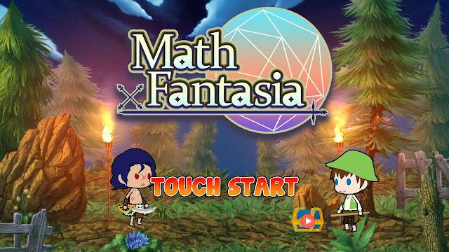 Math Fantasia, Gabungan Antara Matematika dan Game RPG!