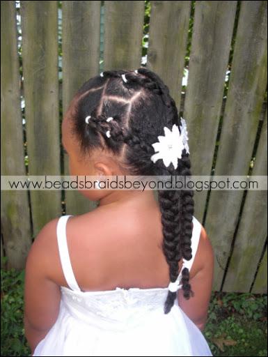 Dicas e tendências de penteados para daminhas , fotos e modelos