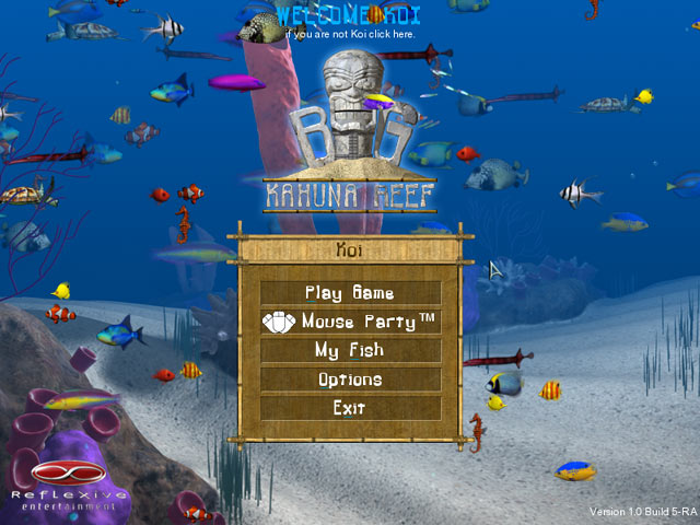 Big Kahuna Reef Free Download