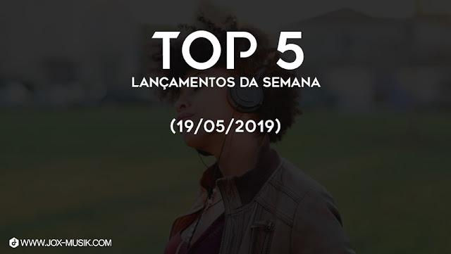 As 5 melhor musicas angolanas lançada na semana (19 de Maio 2019)