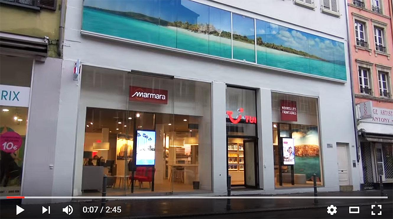 TUI Store Strasbourg