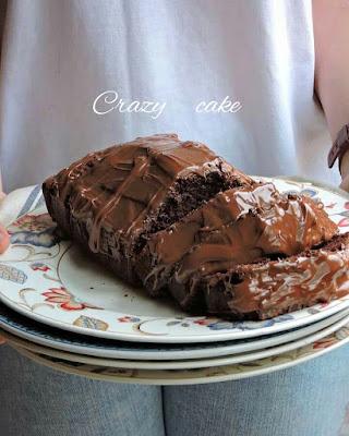 Crazy cake o el famoso bizcocho Sin