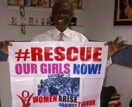 tunde bakare chibok girls