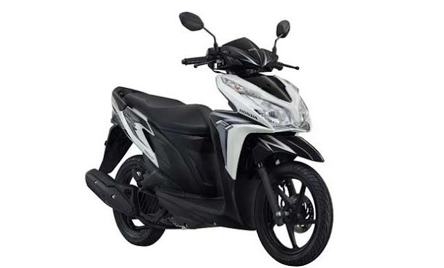Vario Techno 125:Motorcycle