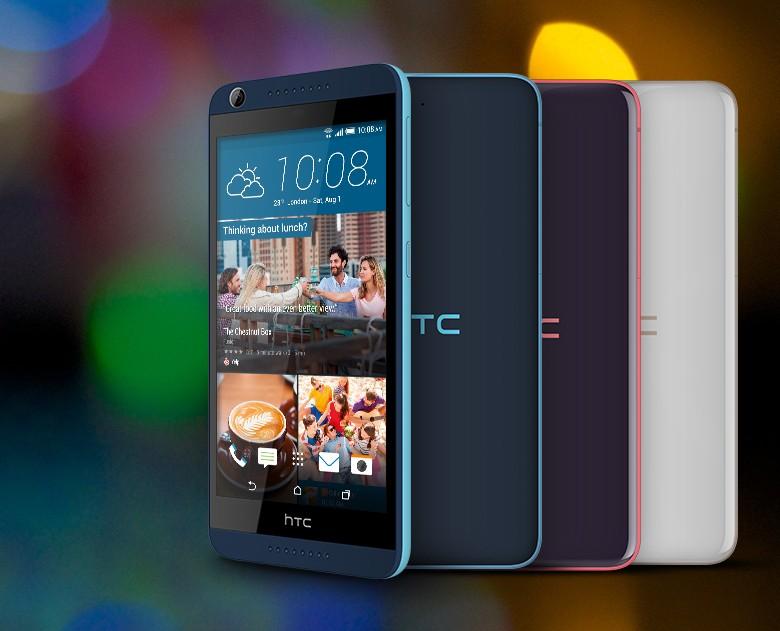 HTC Desire 626G Dual Sim Tüm Renkler