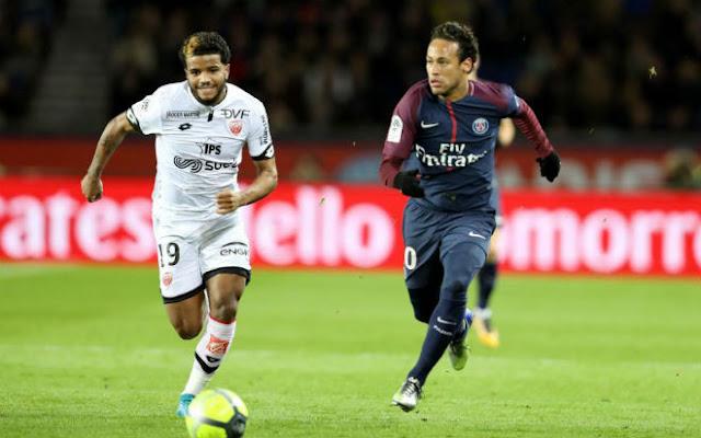 Video PSG - Dijon: Neymar thăng hoa, hủy diệt 8 bàn
