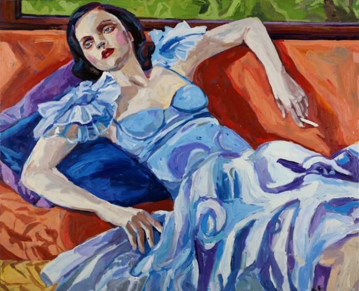 Немецкий художник. Sasa Makarova