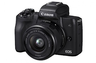 Canon Rilis Kamera Mirrorless Terbaru Canon EOS M50