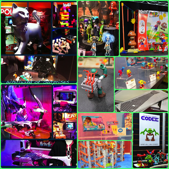 Sweet Hasbro goodness, Mystixx, TMNT, Doc McStuffins, K'Nex, Codee and TOMY toys