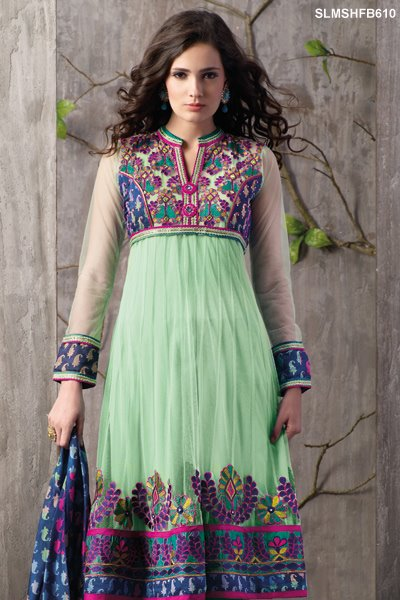 Latest Designs of Salwar Kameez 1
