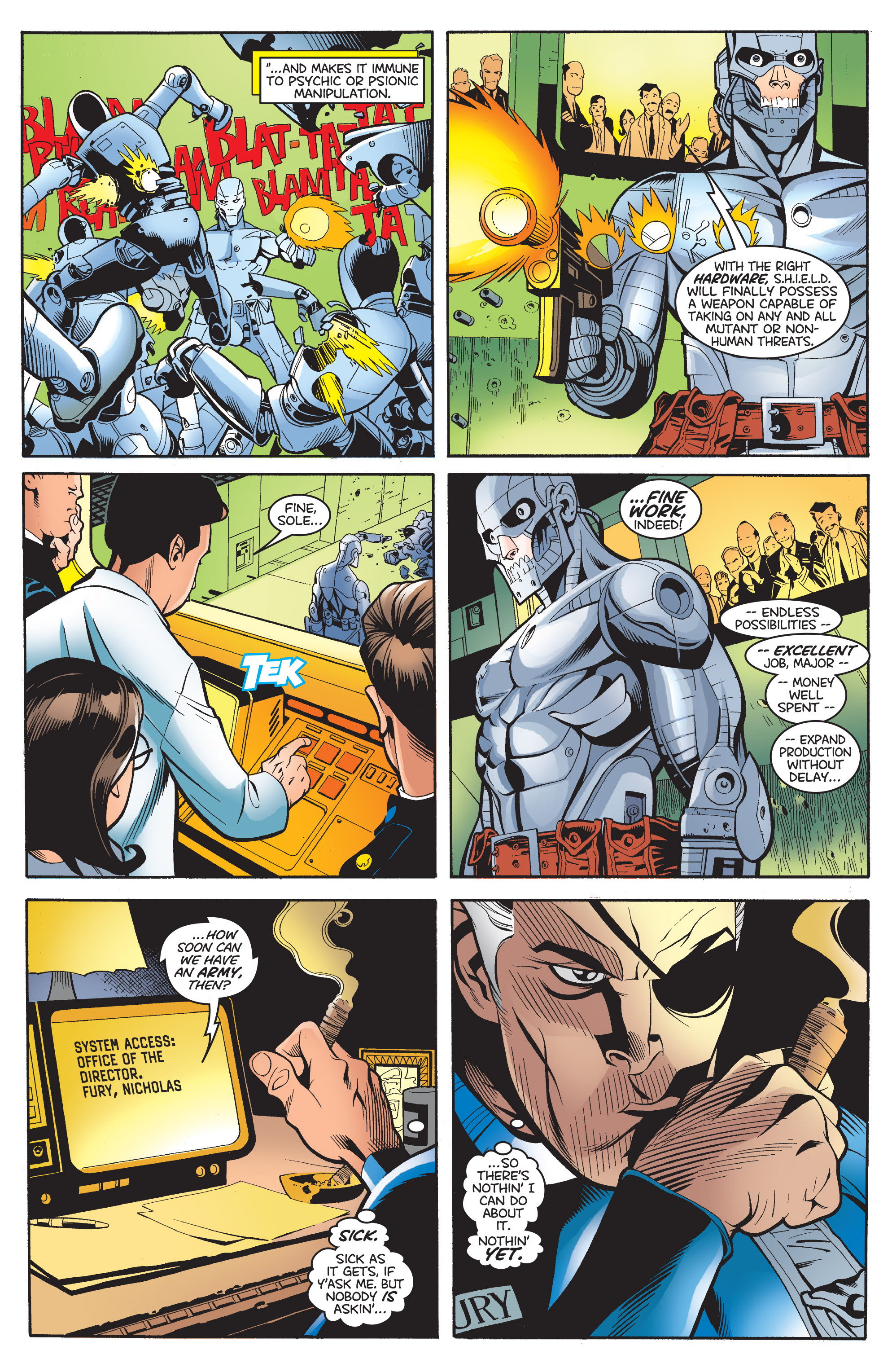 X-Men (1991) 91 Page 4