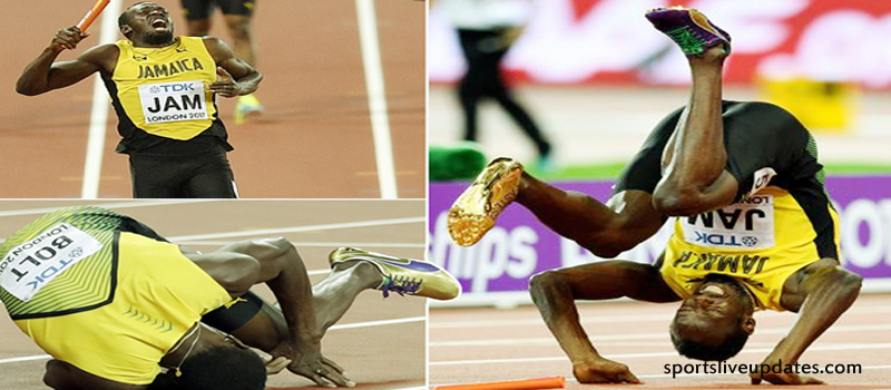 Usain Bolt - The World's Fastest Runner Could not Complete his Last Race