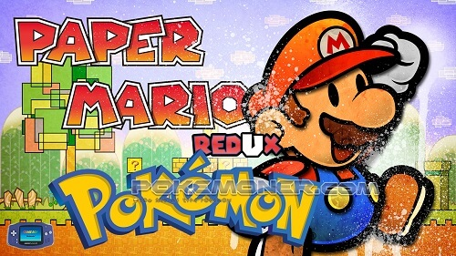 Pokemon Paper Mario Redux
