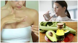 Atténuer les vergetures sur les seins naturellement