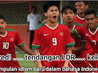 Frasa-frasa Baru Dalam Dunia Sepak Bola Indonesia